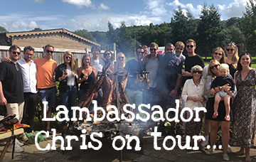 Win your very own feast with our Lambassador
