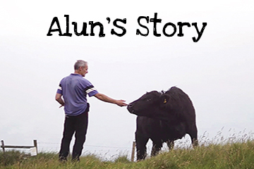 Alun's story – farming in harmony with nature