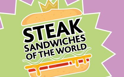 The universally loved steak sandwich