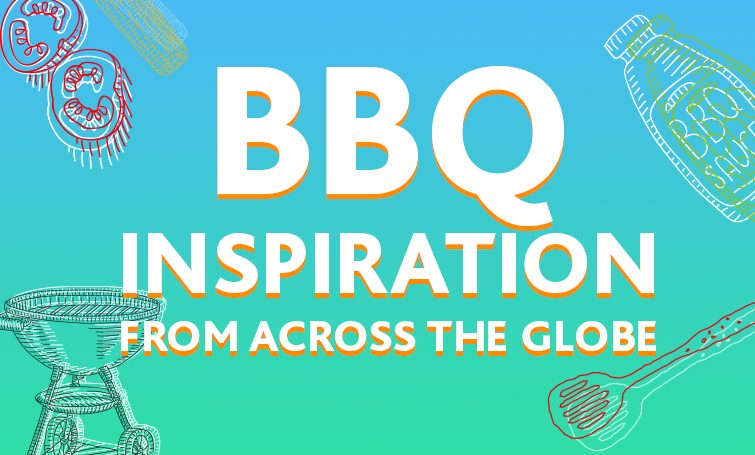 Squeeze out the last of summer with BBQ inspiration from across the globe