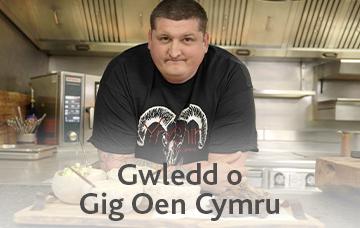 Gwledd o Gig Oen Cymru