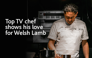 High-end Welsh-Italian fusion with Francesco Mazzei